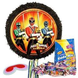 Power Rangers Pinata Kit