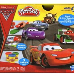 Toys For Children,New Play-Doh Playset - Disney Pixar Cars 2