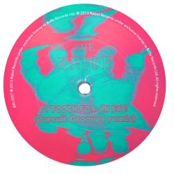 """The Knife: A Tooth For An Eye (Cooly G, Pursuit Grooves) 12"""""""