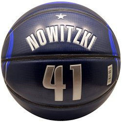 Spalding Nba Dallas Mavericks Dirk Nowitzki Jersey Basketball