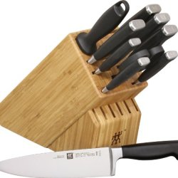 Zwilling J.A. Henckels Twin Four Star Ii 11-Piece Knife Set With Block