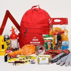 Road Warrior / Urban (21 Piece) For Road Emergency Situations.