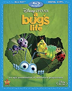 "Cover of ""A Bug's Life [Blu-ray]"""