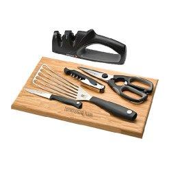 Shsu Wusthof Silverpoint Ii 6 Piece Kitchen Essentials 'Sh Paw Official Logo Engraved'