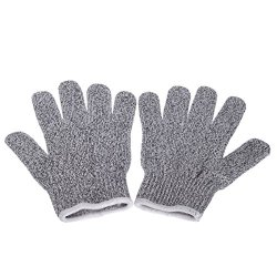 Duafire Cut Resistant Gloves Offer Safe And Secure Hand Protection, Comfortable Grip High Performance Gloves (Medium)