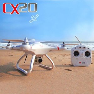 Womail-Cheerson-CX-20-24G-4CH-GPS-Auto-Pathfinder-RC-Quadcopter-Drone-Headless-Mode