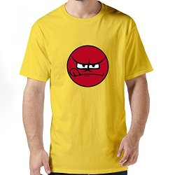 Perfect Evil Smiley Mens T-Shirts