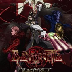 Bayonetta - Bloody Fate [Japan Dvd] Avba-74126