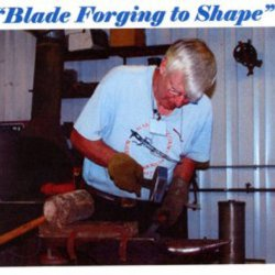 Blade Forging To Shape With Rob Hudson (An American Bladesmith Society Dvd)