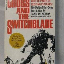 The Cross And The Switchblade Eighteenth Printing 1970
