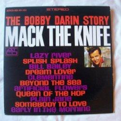 Bobby Darin The Bobby Darin Story Usa Lp Mack The Knife