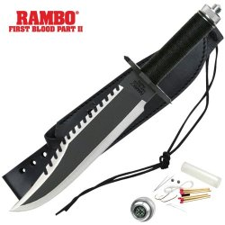 Rambo First Blood Part Ii Knife: Standard Edition