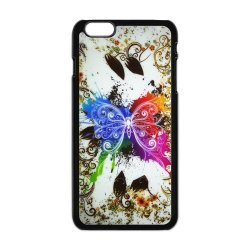 Generic Mobile Phone Cases Cover For Iphone 6 Case 4.7 Inch Case Fashionable Art Designed With Beautiful Butterfly Personalized Shell Cell Phone Protect Skin