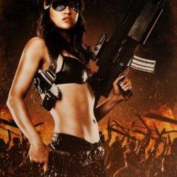 Machete 27 X 40 Movie Poster - Style E