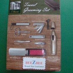 T. Harris Travel Grooming Kit