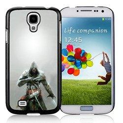 Diy Assassins Creed Knifes Hood Look Fur Samsung Galaxy S4 I9500 Black Phone Case