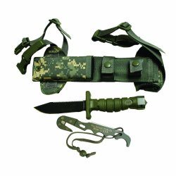 Ontario Asek-Aircrewtm Survival Egress Knife