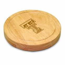 Ncaa Texas Tech Red Raiders Circo Cheese Set