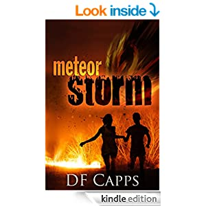 meteor storm book cover