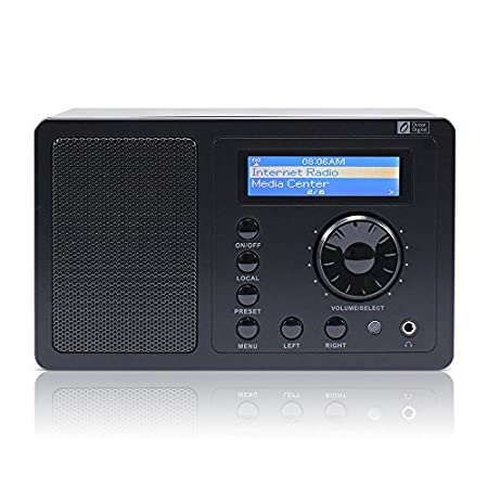Get even more of your favorite music and news for free! Most people get a WiFi radio so they can listen to the favorite stations with perfect clarity. With Ocean Digital Radio the stations are always clear, no matter how far away they are and you can...