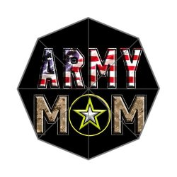 Jdsitem American Flag Army Star Camouflage Camo Design Auto Automatic Folding Foldable Open Close Umbrella