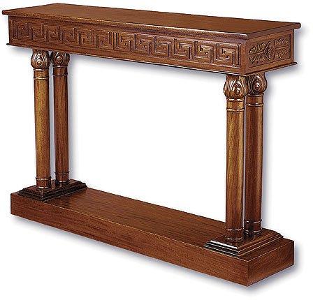 Image of Empire Console Table (HTCA)