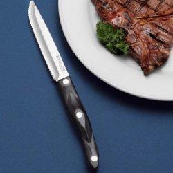 Cutco Steak Knife #2159 Classic Brown