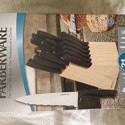 Farberware 21 Piece Knife Set