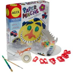 Alex® Toys - Paper Mache Studio Kit 73W