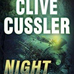 By Clive Cussler Night Probe!: A Dirk Pitt Adventure (Reissue) [Paperback]