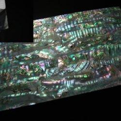 Green Abalone Enhanced Adhesive Veneer Sheet