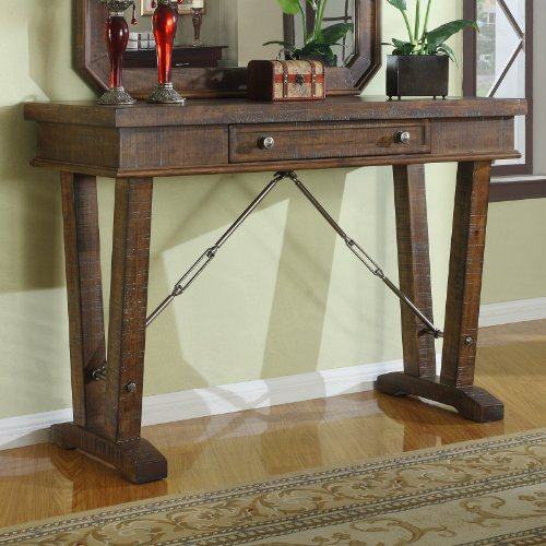 Image of Emerald Home Castlegate Console Table Kit - T9423-DC-K (T9423-DC-K)