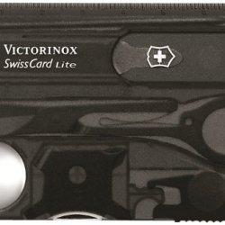 Victorinox Swisscard Lite Pocket Tool, Onyx