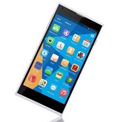 "Doogee Dg550 Mtk6592 Octa Core 13.0Mp Cellphone 5.5"" 1Gb+16Gb Gps 3G White"