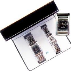 Elegant Lady And Gentleman Watch Set