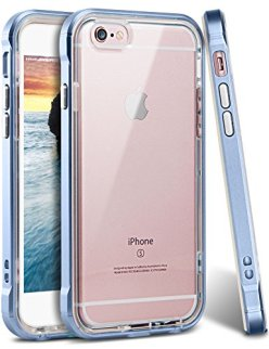 iPhone-6-Case-iPhone-6S-Case-Ansiwee-Reinforced-Frame-Crystal-Slim-Highly-Durable-Shock-Absorption-Flexible-Soft-Rubber-TPU-Bumper-Hybrid-Protection-Light-Case-for-Apple-iPhone-66S-47-Inch