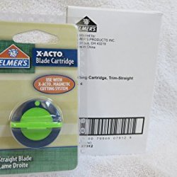 Elmers Straight Cutter Cartridge Blade - (4 Pack)