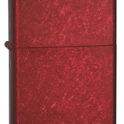 Zippo Candy Apple Red Pocket Lighter