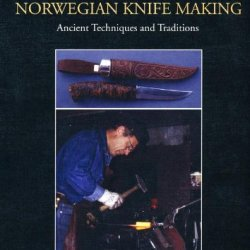 Norwegian Knife Making By Håvard Bergland