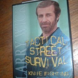Tactical Street Survival Knife Fighting, Larry Wick