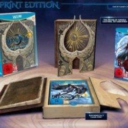 Bayonetta 2 First Print Edition Wii U European Import
