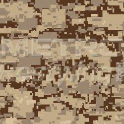 "Digital Desert Camouflage Vinyl Wrap Decal Adhesive-Backed Sticker Film 48""X24"""