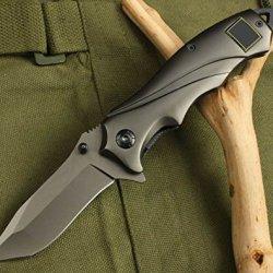 Black Executive Series Speedster Assisted Opening Knife Pt313-8.07