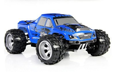 50KMH-2015-NEW-Wltoys-A979A959L202-High-speed-4WD-off-Road-Rc-Monster-Truck-Remote-control-car-toys-rc-carBLACK