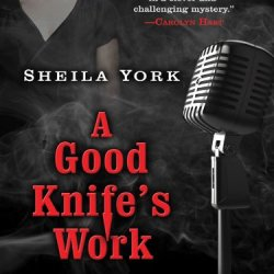 A Good Knife'S Work (Five Star Mystery Series)