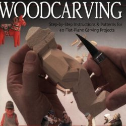 Art & Technique Of Scandinavian-Style Woodcarving: Step-By-Step Instructions & Patterns For 40 Flat-Plane Carving Projects