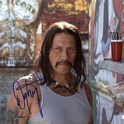 Psa/Dna Danny Trejo Machete Signed Authentic 11X14 Photo Autographed - Certified Authentic