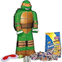 3D Ninja Turtles Pinata Kit (Each)