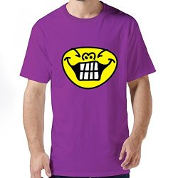 Cool Grinse Smilie Mens T-Shirts