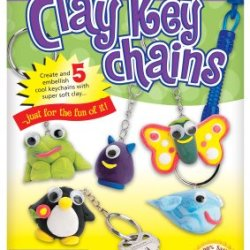 Creativity For Kids Clay Keychains